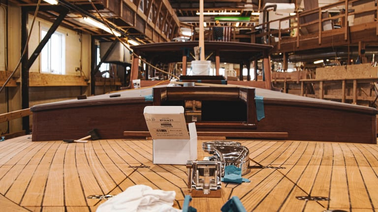 A Modern Version of Hemingway's Boat Comes to Life