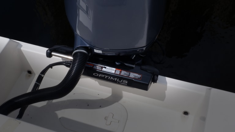How To: Convert Your Outboard Boat to Electronic Steering