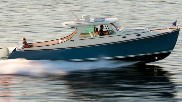 New Boat: Hinckley 35