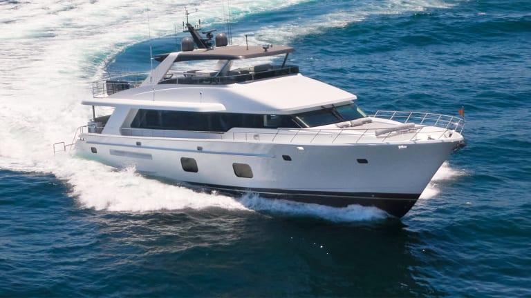 New Boat: CLB88