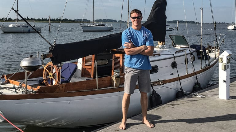 Logbook: A Sailing Story