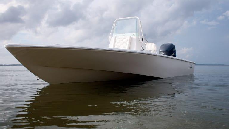 New Boat: Cape Bay 23