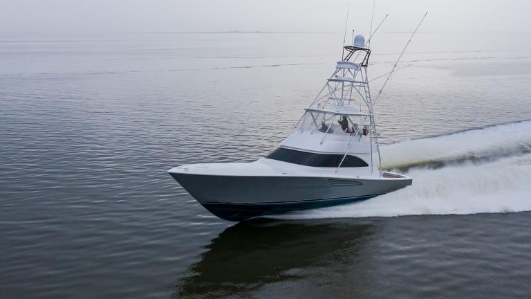 New Boat: Viking 54