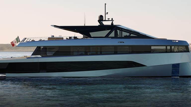 New Boat: Wally WHY200