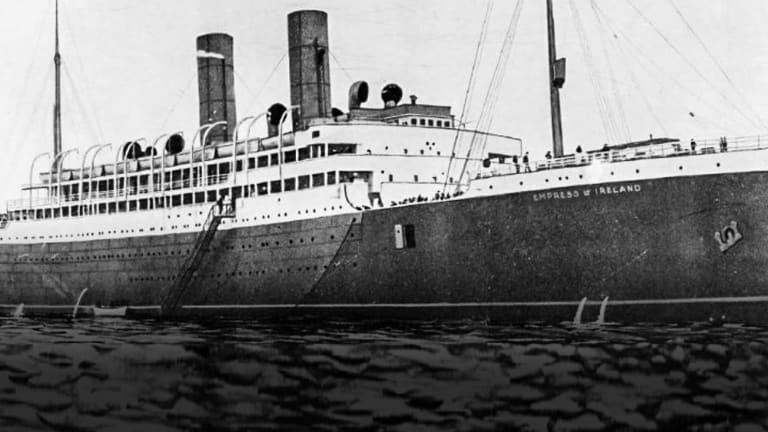The Tragic Story of the 'Empress of Ireland'