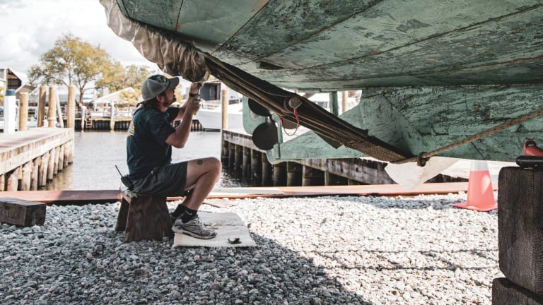 The Time-Honored Art of Wooden Boat Restoration