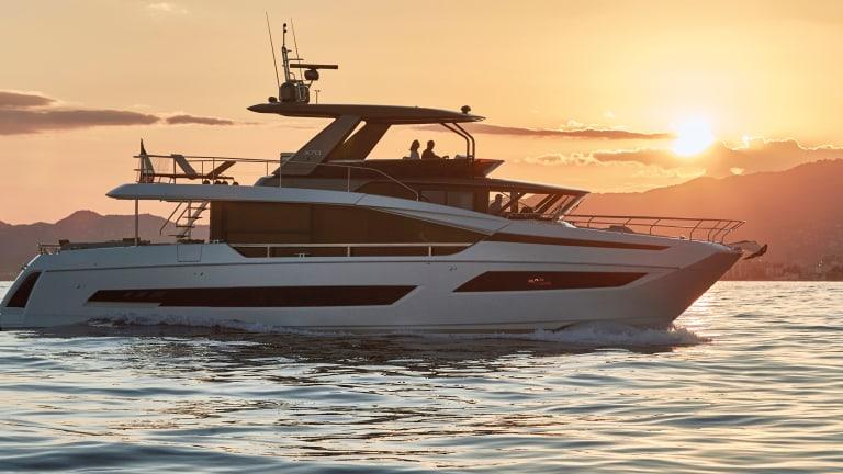 New Boat: Prestige X70