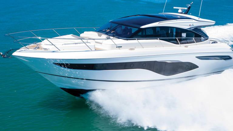 New Boat: Princess V60