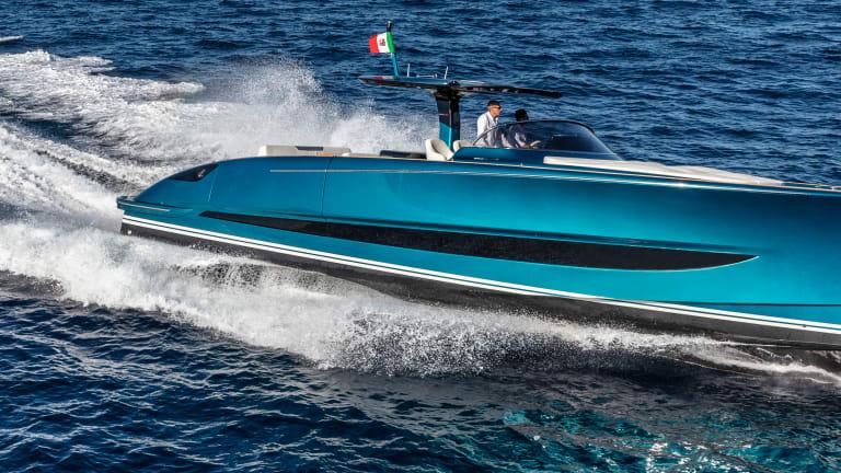 New Boat: Solaris 48 Open