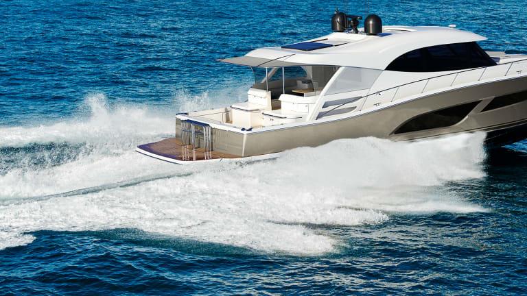 New Boat: Riviera 645 SUV