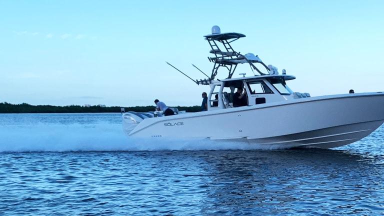 New Boat: Sōlace 41CS