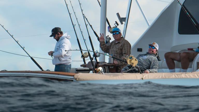 Disabled Angler Builds a Custom 72 Viking