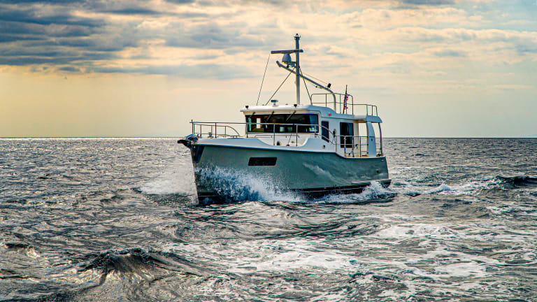 New Boat: Nordhavn 41
