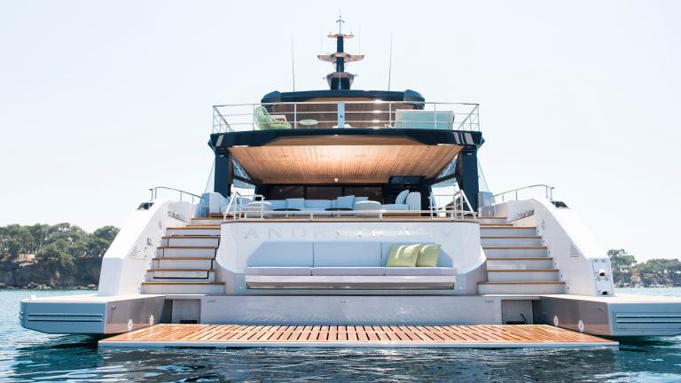 Alpha Yachts Spritz 102