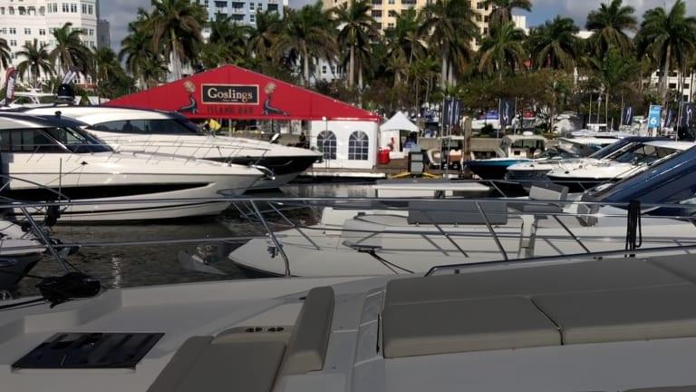 2021 Palm Beach Boat Show Breakdown