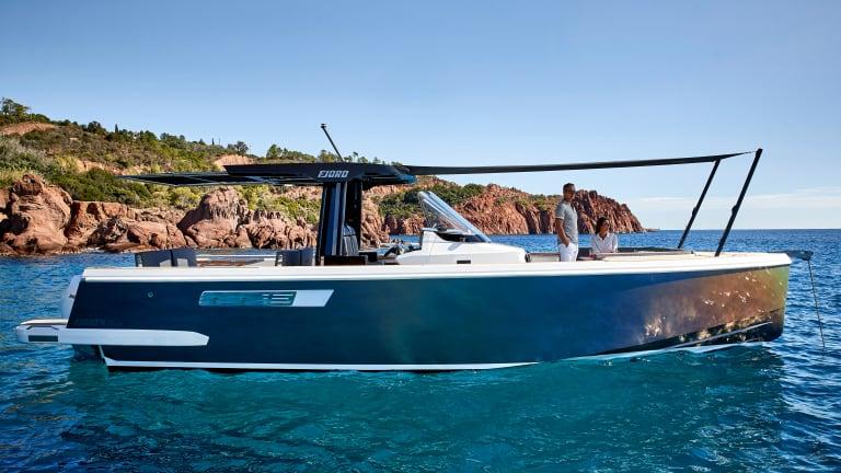 New Boat: Fjord 38 Xpress