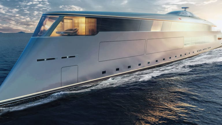 The Sustainable Superyacht Bill Gates Didn't Buy