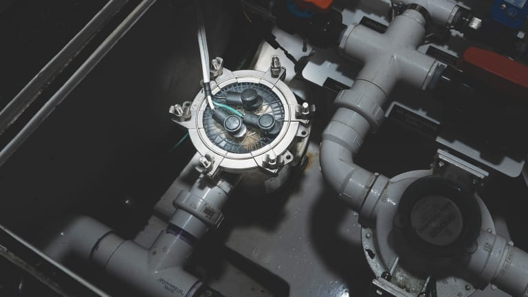 Keeping the Pipes Clear on Seawater-Cooled Systems