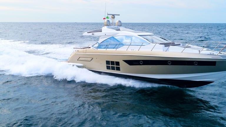 New Boat: Azimut S6 Sportfly