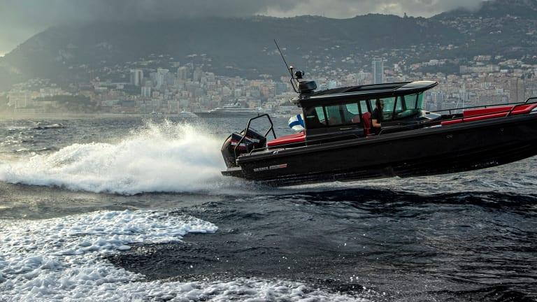 New Boat: Brabus 500 Shadow
