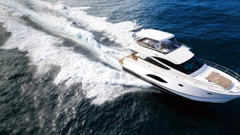 New Boat: Horizon E56