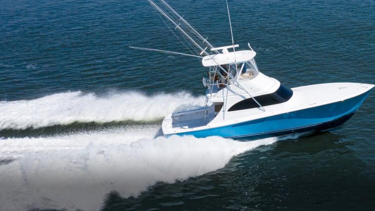 New Boat: Viking 46 Billfish