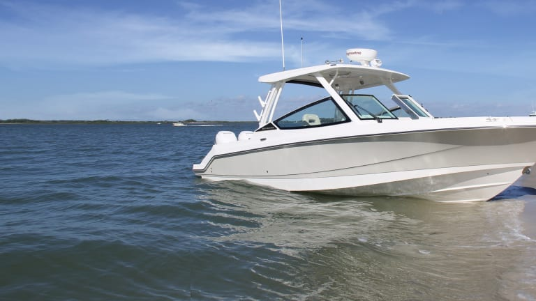 New Boat: Boston Whaler 280 Vantage