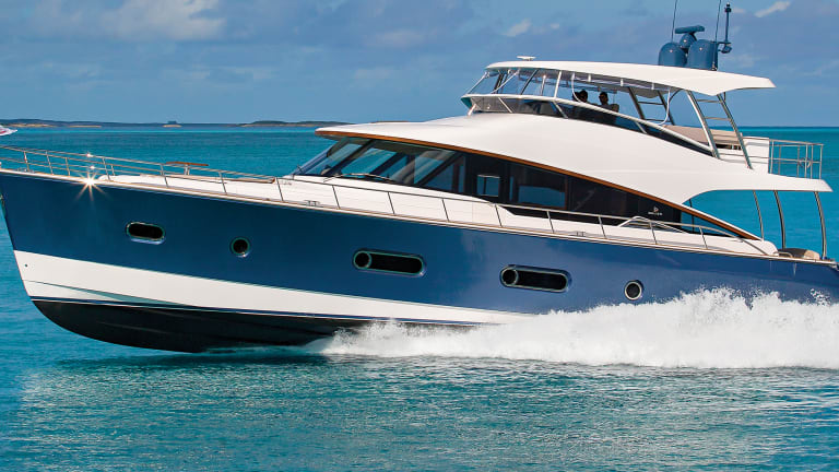 New Boat: Belize 66 Day Bridge