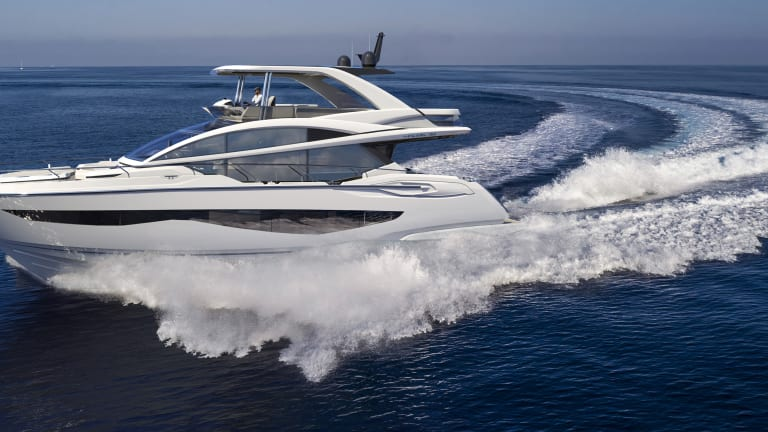New Boat: Pearl 62