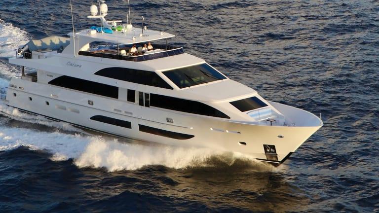 New Boat: Galati G120 Signature Hargrave