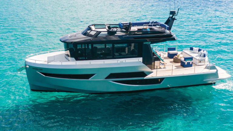 New Boat: Okean 50X