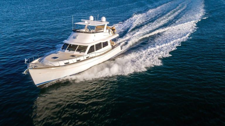 New Boat: Grand Banks 54