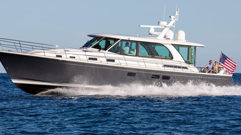 New Boat: Sabre 58 Salon Express