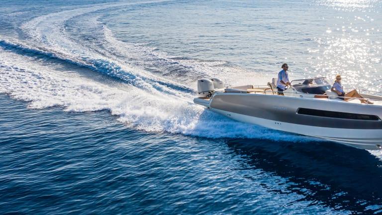 New Boat: Invictus GT280S