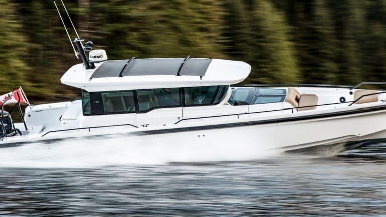 New Boat: Axopar 37 XC Cross Cabin