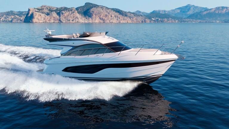 New Boat: Princess F45