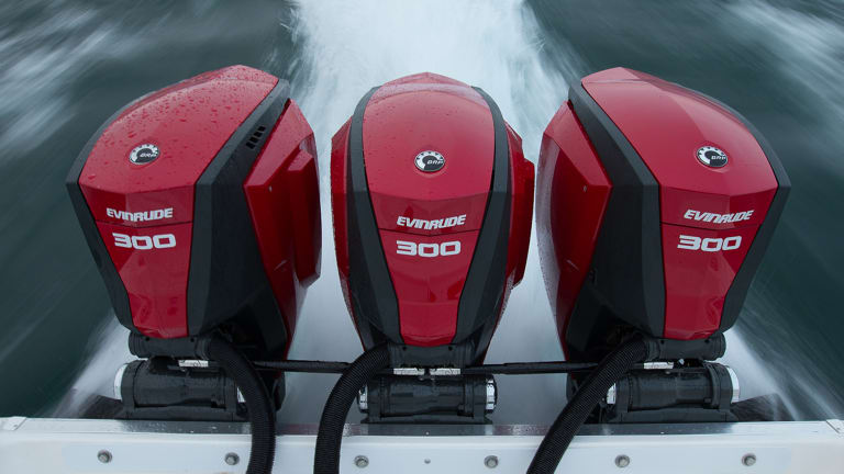 BREAKING: BRP Shutters Evinrude Outboards