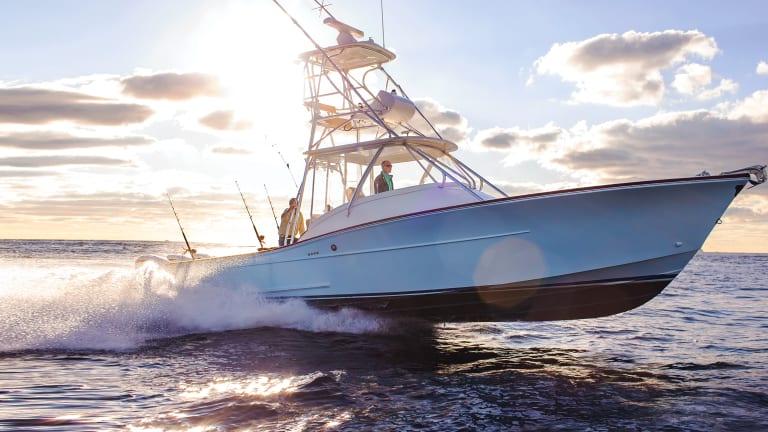 New Boat: Saunders Maverick 39