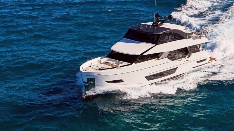 New Boat: Ocean Alexander 84R