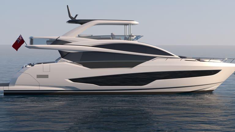New Boat: Pearl 72