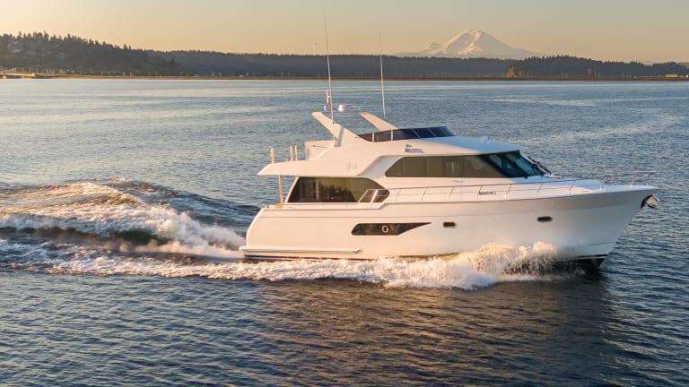 New Boat: Apollonian 52 Motoryacht