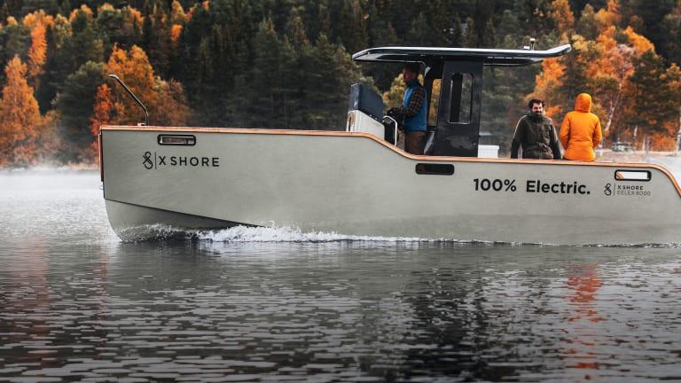 New Boat: Eelex 8000