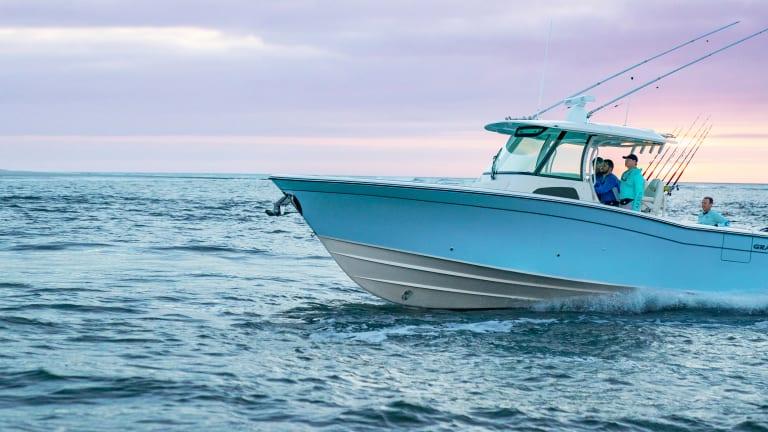 New Boat: Grady-White 336