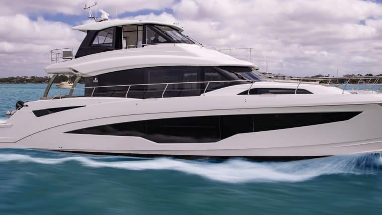 New Boat: Aquila 70 Power Catamaran