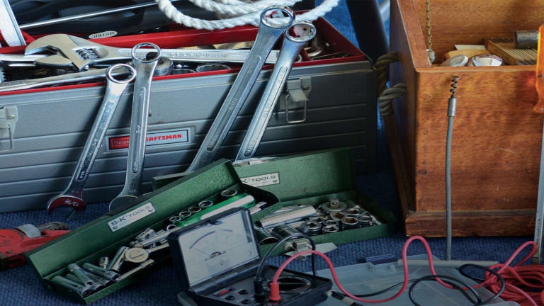 Boating Essentials: Tools, Spare Parts and Skills