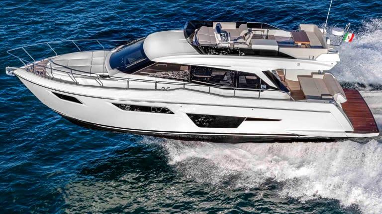 New Boat: Ferretti 500