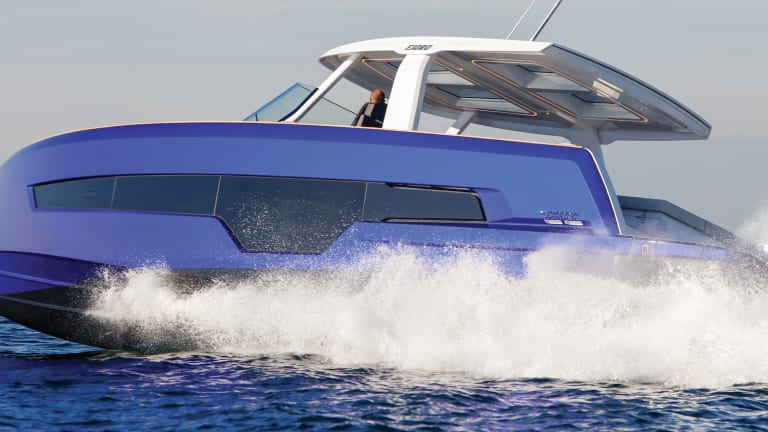 Tested: Fjord 41 XL