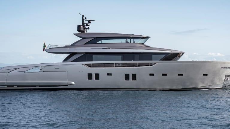 New Boat: Sanlorenzo SX112