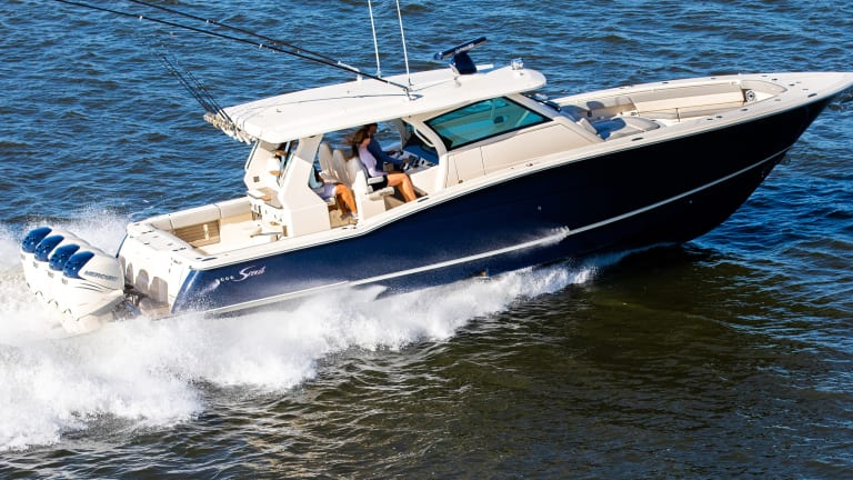 New Boat: Scout 425 LXF