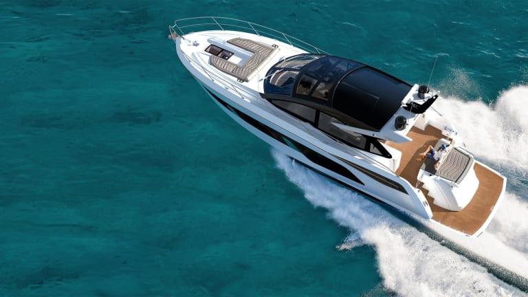 New Boat: Sunseeker Predator 55 Evo